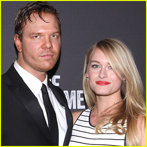 True Blood's Jim Parrack: Engaged to 'Hunger Games' Actress Leven Rambin!