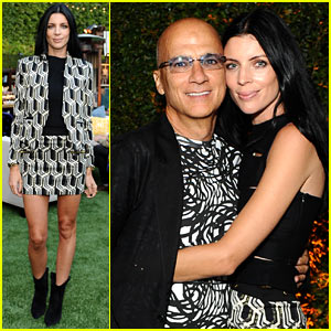 Liberty Ross Celebrates Genetic Launch with Beau Jimmy Iovine!