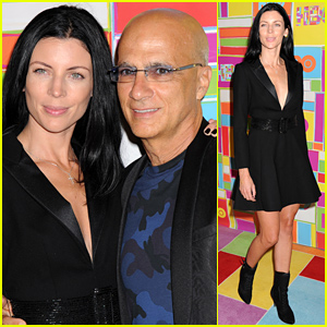 Liberty Ross Brings Boyfriend Jimmy Iovine to HBO's Emmys 2014 After Party