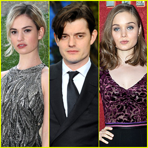 Lily James & Sam Riley to Star in 'Pride And Prejudice And Zombies' Film Adaptation with Bella Heathcote