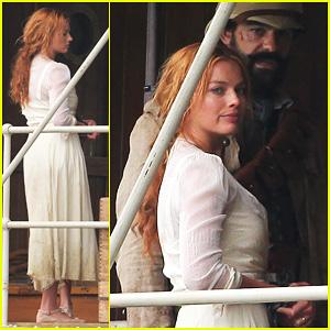 Margot Robbie Begins Filming 'Tarzan' After Mystery Boyfriend is Revealed!