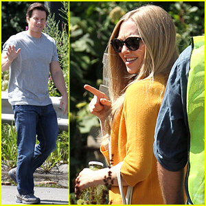Amanda Seyfried & Mark Wahlberg Bring 'Ted 2' to the Turnpike!