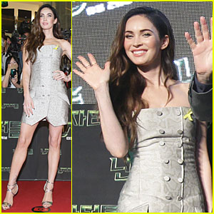 Megan Fox Can't Poop Alone After Having Babies