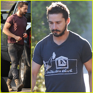 Megan Fox Defends Shia LaBeouf: 'He's a Brilliant Kid, There's No Reason To Worry'