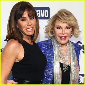 Joan Rivers' Condition Remains Serious, Says Daughter Melissa Rivers