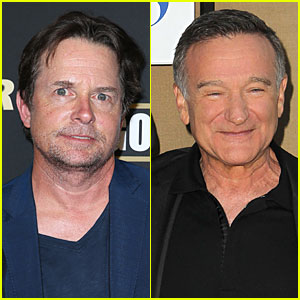 Michael J. Fox Stunned By Robin Williams' Parkinson's Disease News