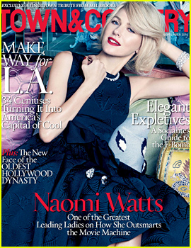 Naomi Watts Discusses Looking in the Mirror & Thinking She Needs Plastic Surgery