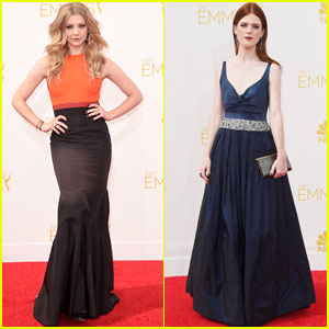 Natalie Dormer & Rose Leslie Style Up the Emmys 2014 Red Carpet!