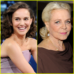 Natalie Portman Remembers Lauren Bacall After Her Death