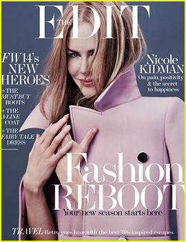 Nicole Kidman to 'The Edit': 'I've Been to Hell & Back' in My Personal Life