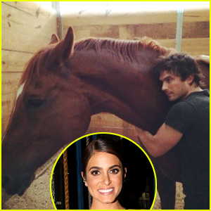 Ian Somerhalder & Nikki Reed are Proud Parents of a...Horse!