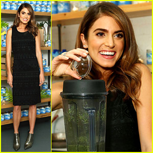 Nikki Reed Launches Vita Coco's New Coconut Oil