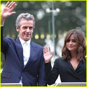 Peter Capaldi Says He Has 'Doctor Who' DNA & We Believe Him