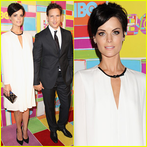 Peter Facinelli & Jaimie Alexander Keep It Classy at HBO's Emmys 2014 After Party