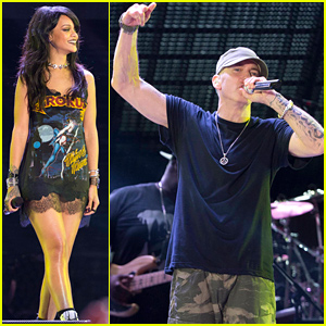 Eminem x Rihanna 'Monster Tour' Photos - See Them Here!