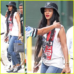 Rihanna Gets Restraining Order Against Hollywood Hills Home Intruder