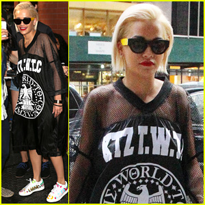 Rita Ora Came Out of 'Fifty Shades' Feeling Like an Actress