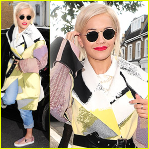 Rita Ora Is A 'Massive Fan' of 'Fifty Shades of Grey' Books