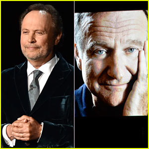 Robin Williams' Emmys 2014 Tribute from Billy Crystal (Video)