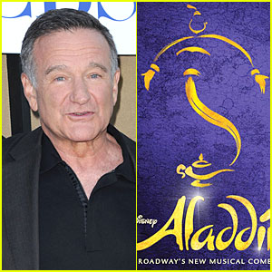 Broadway's 'Aladdin' Pays Tribute to Robin Williams (Video)