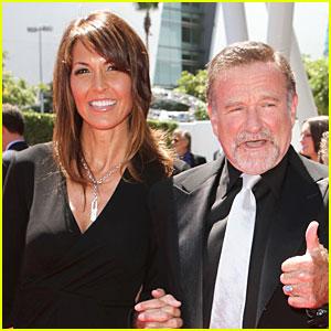 Robin Williams' Wife Susan Schneider Releases Statement On His Shocking Death