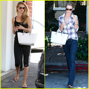 Rosie Huntington-Whiteley: 'I Battle With Wanting to Be Closer to My Family'