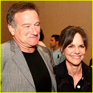Sally Field Mourns 'Mrs Doubtfire' Co-Star Robin Williams: 'He Was One of a Kind'