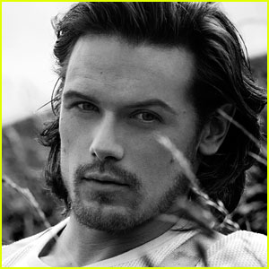 Outlander's Sam Heughan Takes JJ's Portraits - Scotland Edition! (Exclusive Pics)