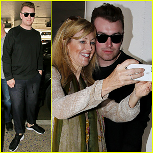 Sam Smith Wants to Stop Dating Sites Tinder & Grindr: 'It's Ruining Romance'!