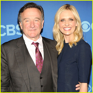 Sarah Michelle Gellar Mourns 'Crazy Ones' Co-Star Robin Williams: He Was the Father I Dreamed of Having