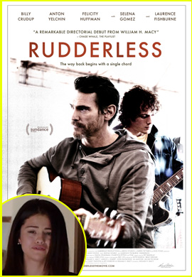 Selena Gomez Gets Teary in 'Rudderless' Trailer - Watch Now!