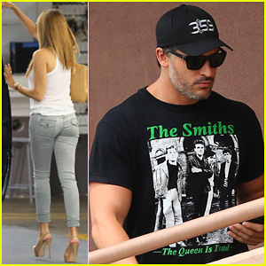 Sofia Vergara & Joe Manganiello Make The Perfect Errands Duo!