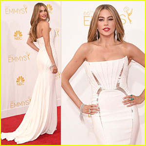 Sofia Vergara Says Boyfriend Joe Manganiello Is Too Hot & Sexy For Emmys 2014