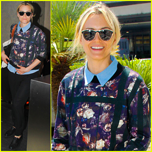 Taylor Schilling Is Not Down with Juice Cleanses: I Like Chicken & Beans!