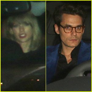 Taylor Swift & John Mayer Grab Dinner Separately at Chateau Marmont on the Same Night!
