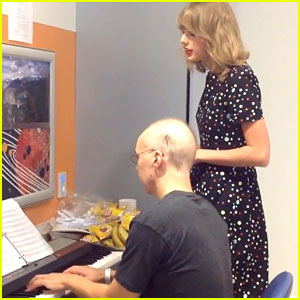 Taylor Swift Sings Adele's 'Someone Like You' While Leukemia Patient Plays Piano - Try Not Crying!