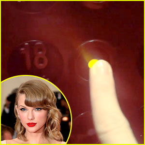 Taylor Swift Teases New Music with '18' Elevator Button