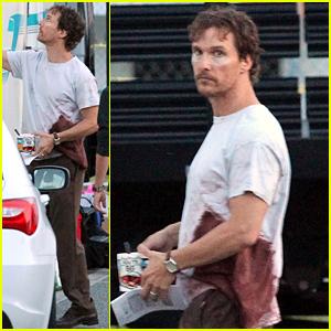 'True Detective' Creator Told Matthew McConaughey to Go For an E.G.O.T.!