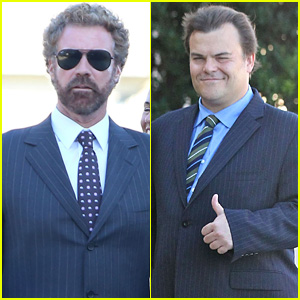 Will Ferrell & Jack Black Bring the Funny to Publicist's Wedding
