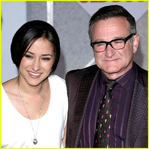 Zelda Williams Thanks Fans for Donating in Her Dad's Memory