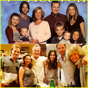 The '7th Heaven' Cast Reunited for a Family Dinner - See the Photo!
