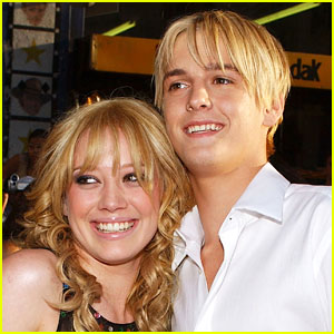 Aaron Carter Admits He Needs to 'Shut Up' About Hilary Duff
