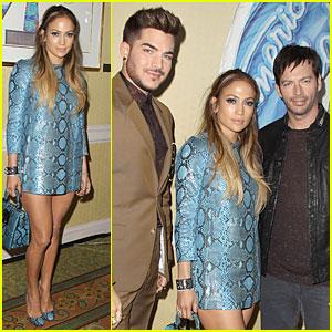 Adam Lambert Fills In For Keith Urban As 'American Idol' Guest Judge