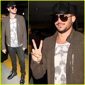 Adam Lambert Teases His Third Album: 'It's Going to Be Really Good'