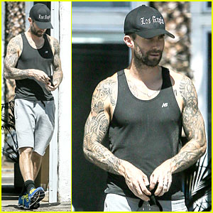 Adam Levine Is Fully Clothed After Maroon 5's Nude 'Animals' Music Video Released!
