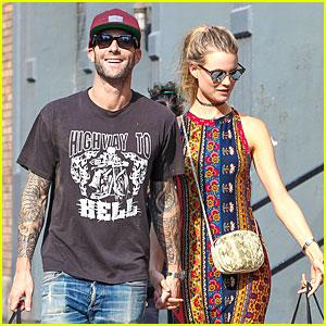 Adam Levine Loves Calling Behati Prinsloo His Wife!