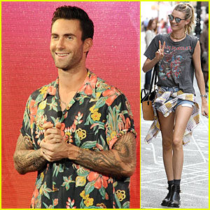 Adam Levine's Michael Jackson Impression is Spot On - Watch Now!