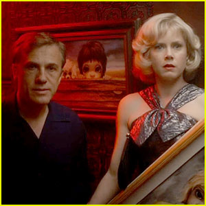 Amy Adams Solidifies Oscar Chances with 'Big Eyes' Trailer!
