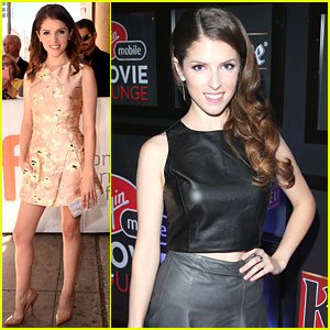 Anna Kendrick Has Her 'Cake' at the Toronto Film Festival 2014!