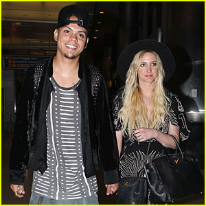 Newlyweds Ashlee Simpson & Evan Ross Are Glowing After Bali Honeymoon
